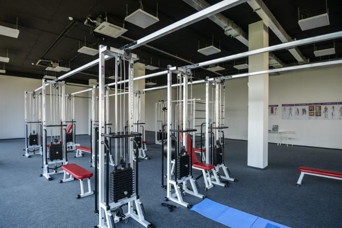 аренда помещения под фитнес-центр или сферу услуг в минске