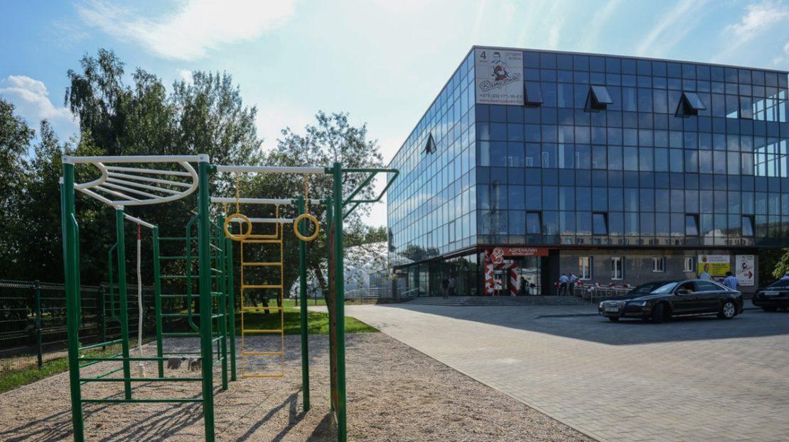 фитнес-центр на железнодорожной в московском районе минск