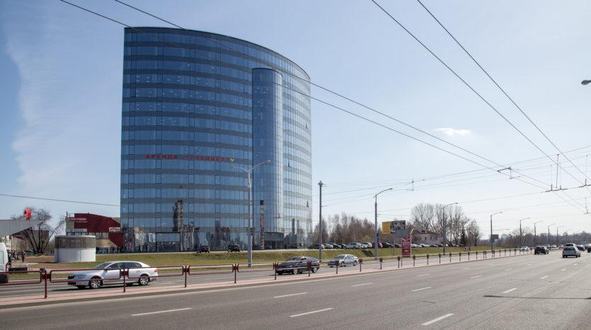 фото панорама аренда офисов на пр. дзержинского у собственника