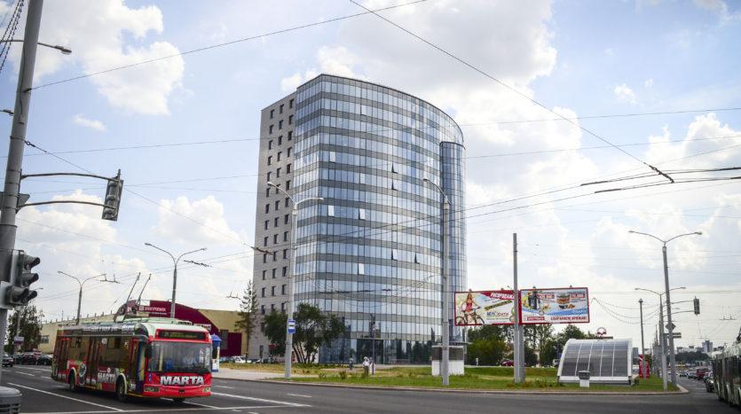 фото бизнес-центра omega tower под офис без посредников помещения