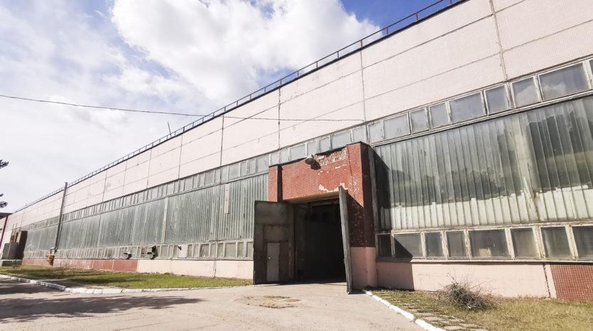 аренда производства ул. Скорины 52 в Минске